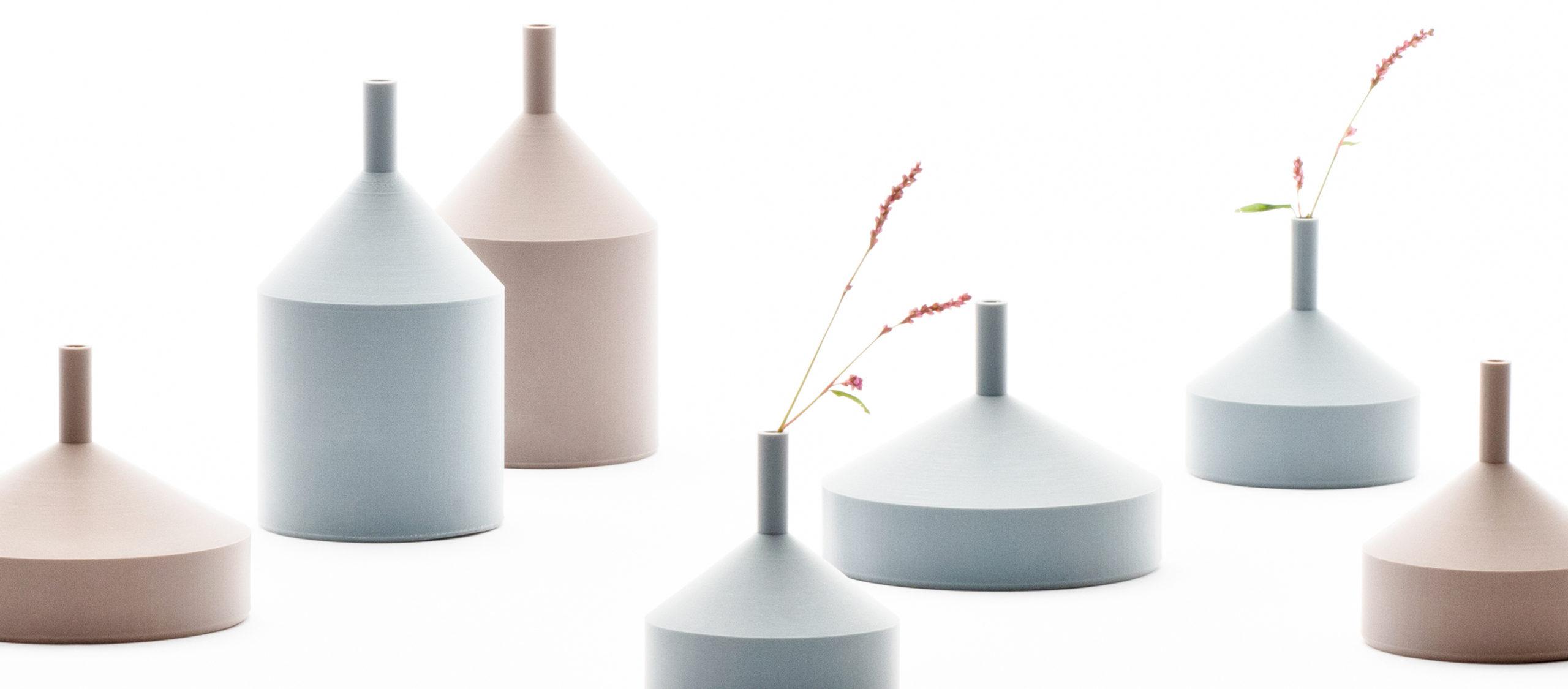 Unfinished vase